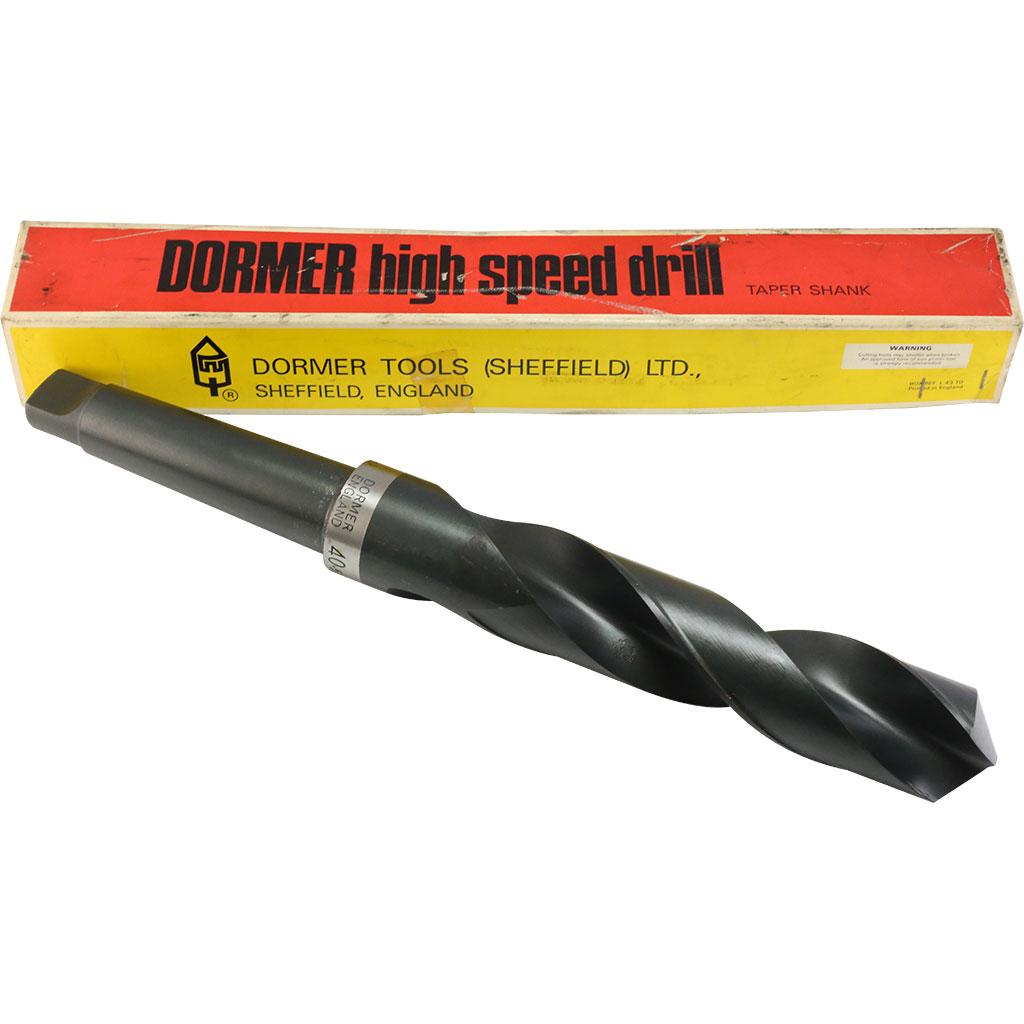 HSS 21.5MM MT2 Taper Shank Drill